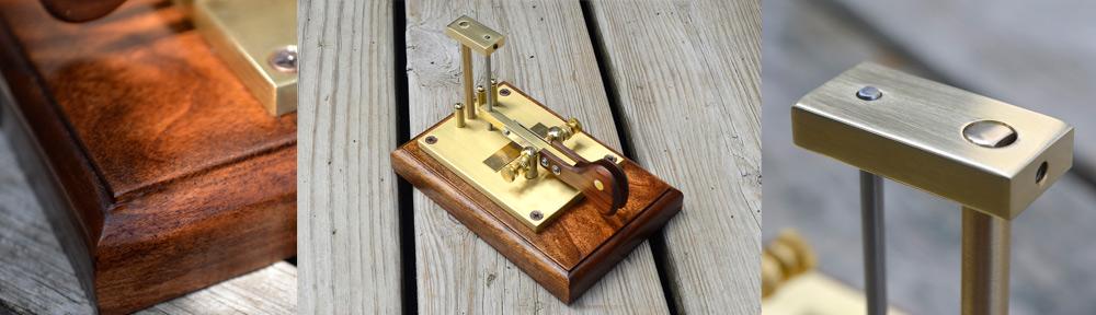 Morse Paddle